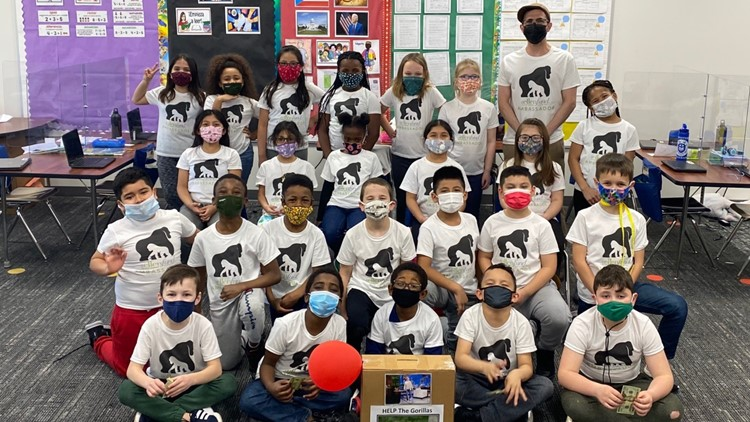 Ellen DeGeneres surprises Indianapolis 2nd grade teacher who works multiple jobs