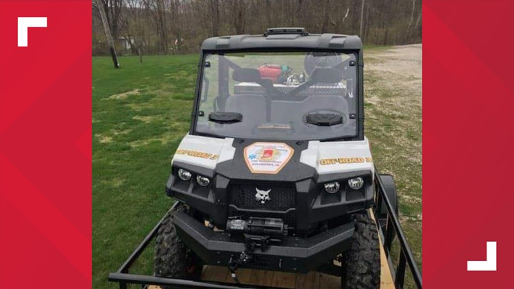 Police warn of theft ring targeting off-road vehicle dealers in Indiana