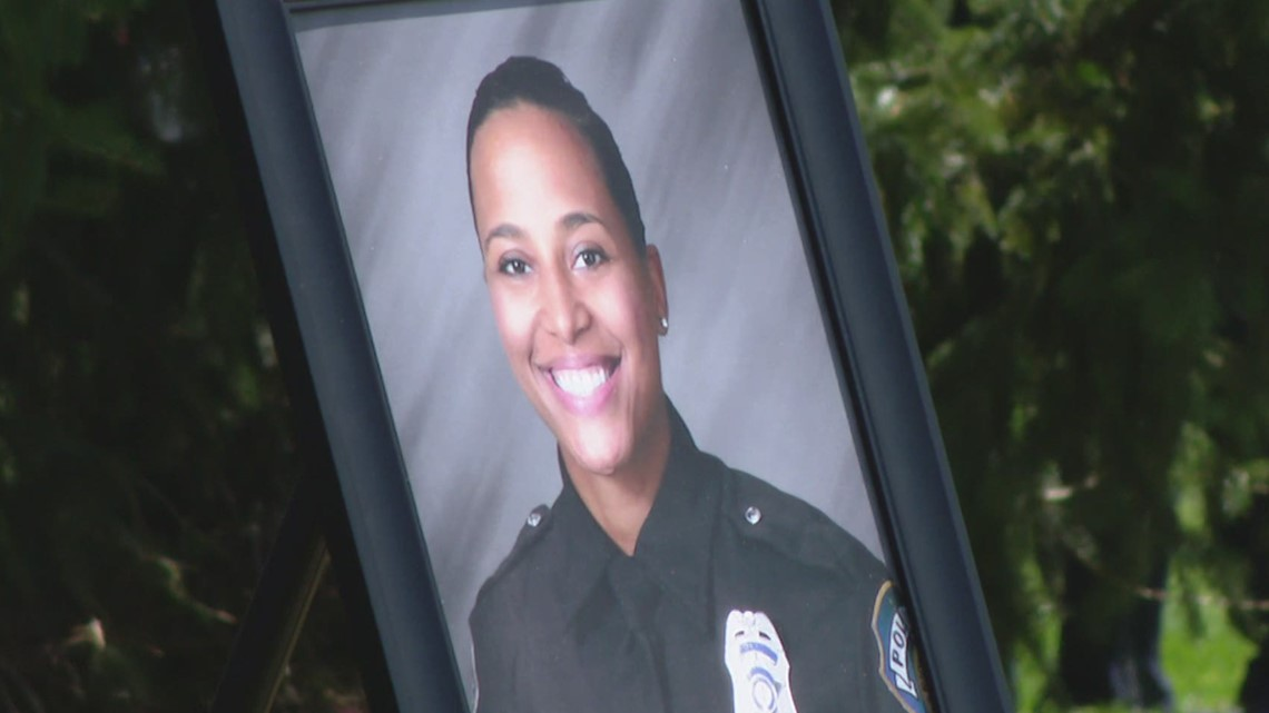 Remembering IMPD Ofc. Breann Leath one year after her death