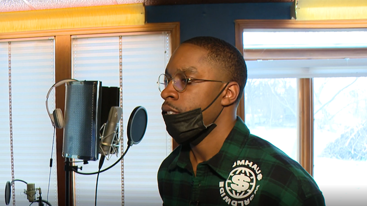Indy rapper aims to be a voice of reason in the streets