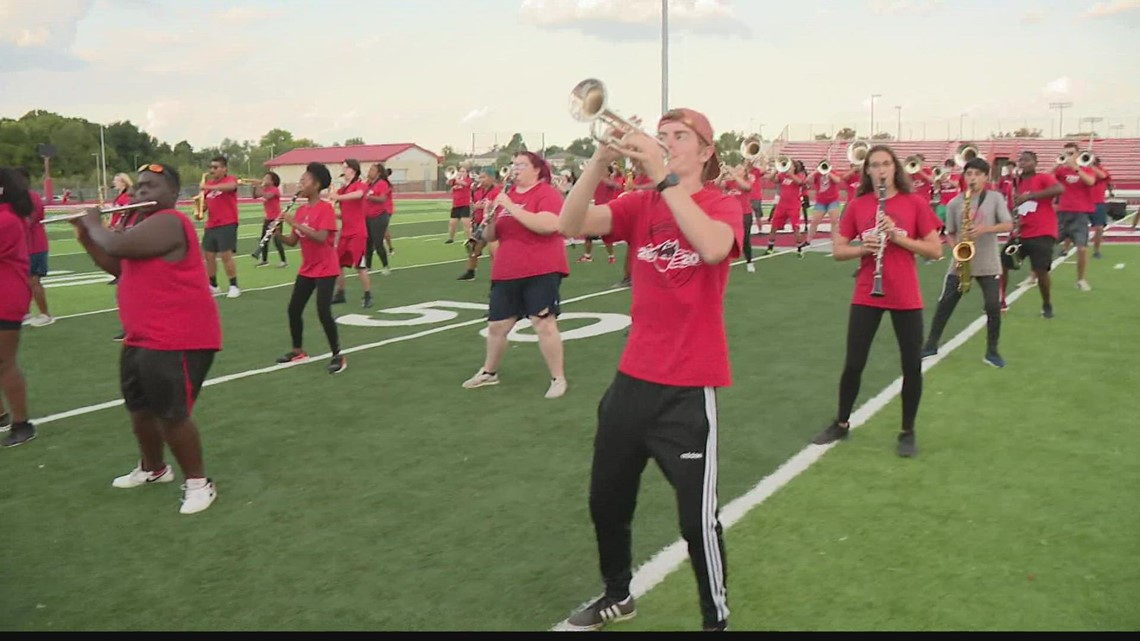 Operation Football Band of the Week: Pike High School