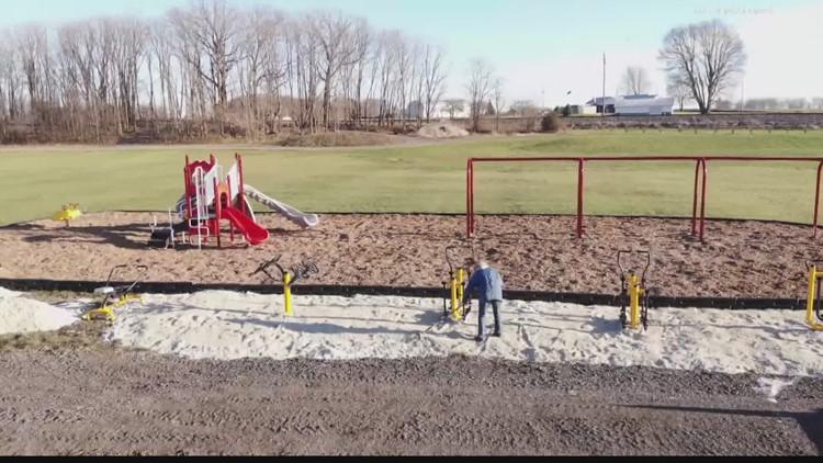 Abigail Williams & Liberty German Memorial Park set to open in 2021