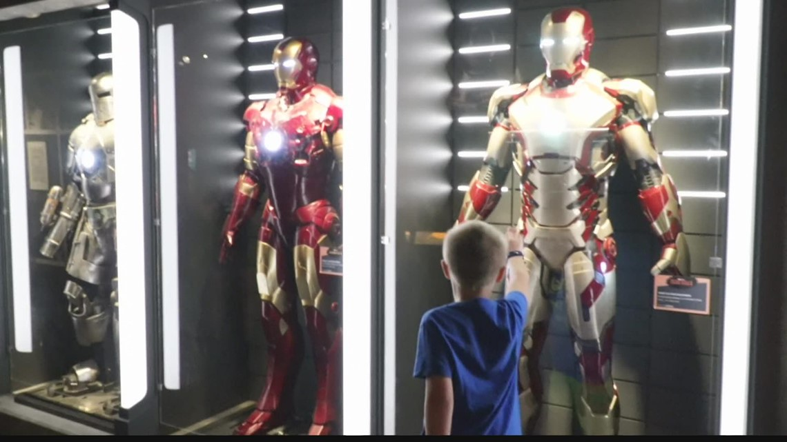 Chuck's Big Adventure: Marvel at the Museum of Science