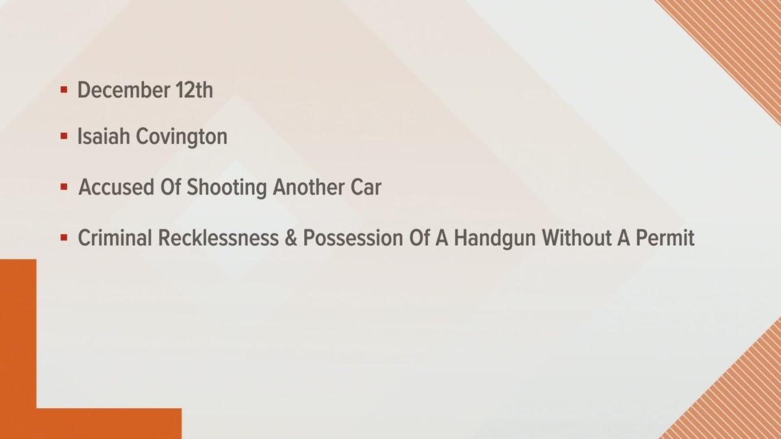 Arrest made in December shooting on I-465