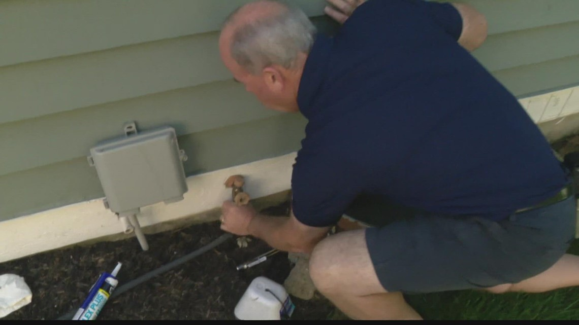 Pat Sullivan: Ready or not, it's time to begin weatherizing your home