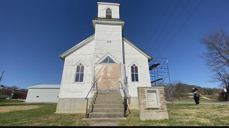 West Baden Church