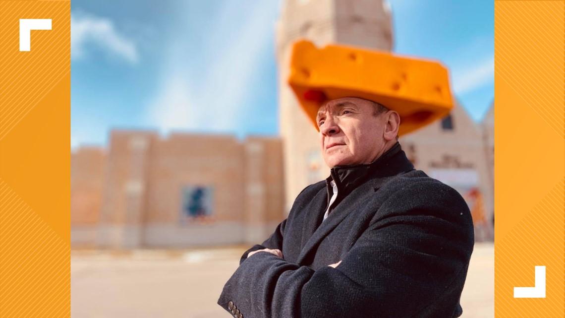 Chuck's Wisconsin Wonderland Adventure: Cheese