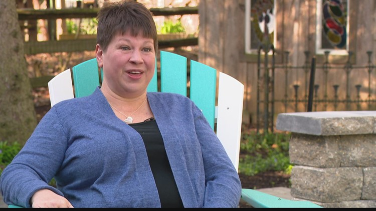 Woman 'thankful every day' for diagnosis from early screening