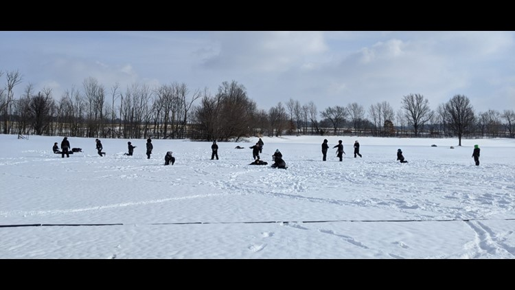 Noblesville students create 'Operation Snow Fun' so no one feels left out