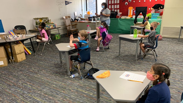 Some Indiana schools moving to no masks and 100 percent in-school learning