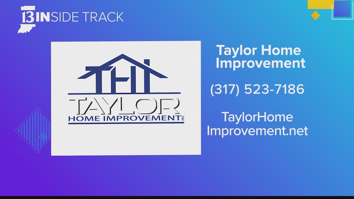 13 INside Track meets the experts at Taylor Home Improvement