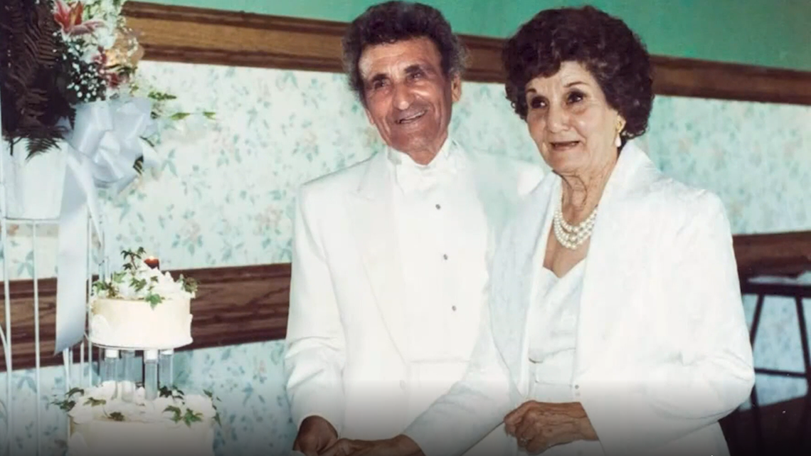 America's oldest couple celebrates 86 years of marriage