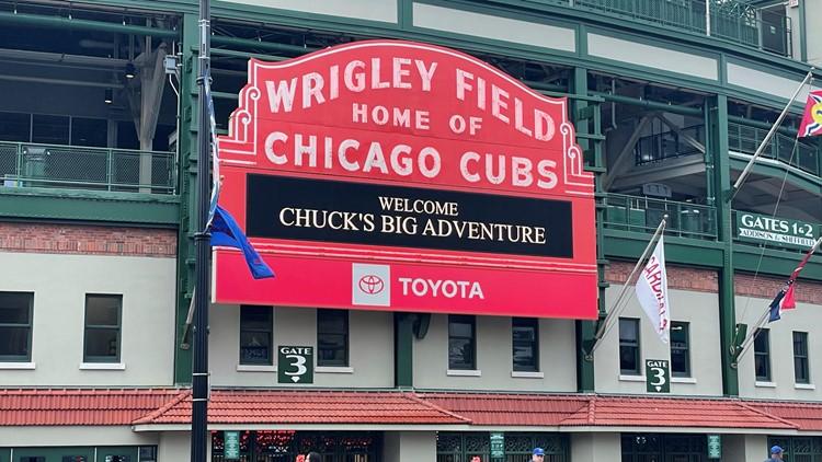 SNEAK PEEK: Chuck's Big Adventure heads to the Windy City
