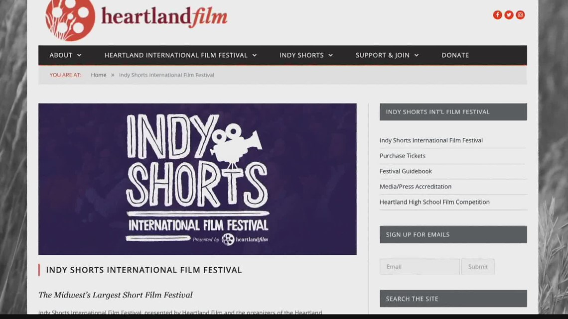 Indy Shorts film fest goes virtual