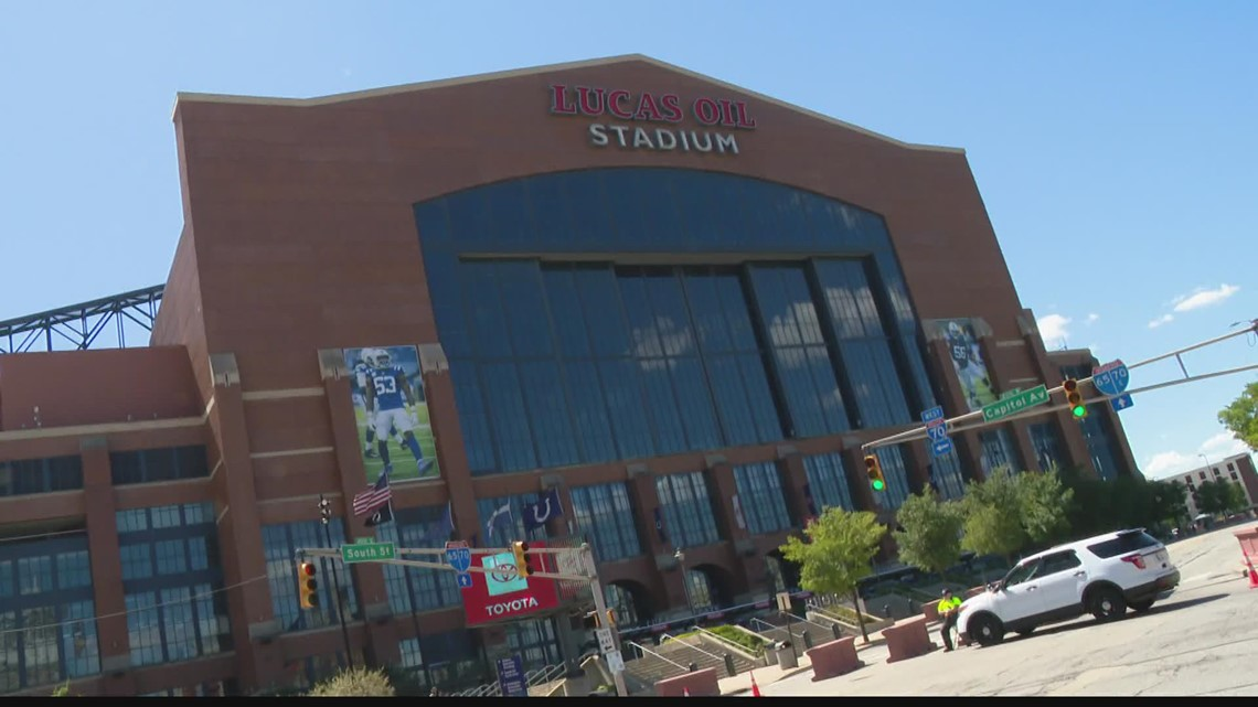 Colts sell out Lucas Oil Stadium for Sunday's opener