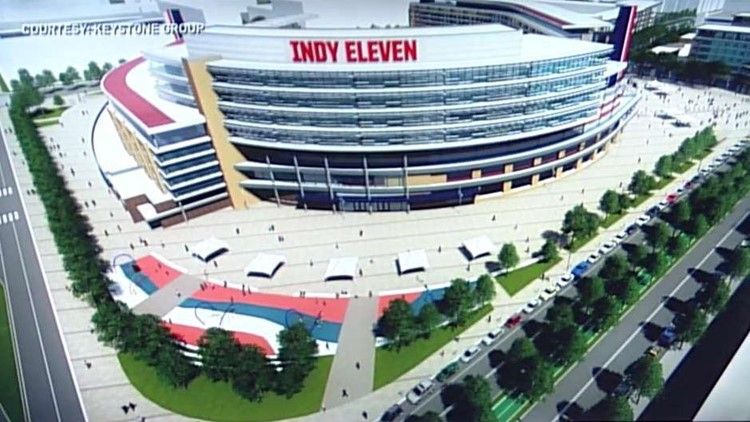 Indy Eleven delays announcing location of new soccer stadium