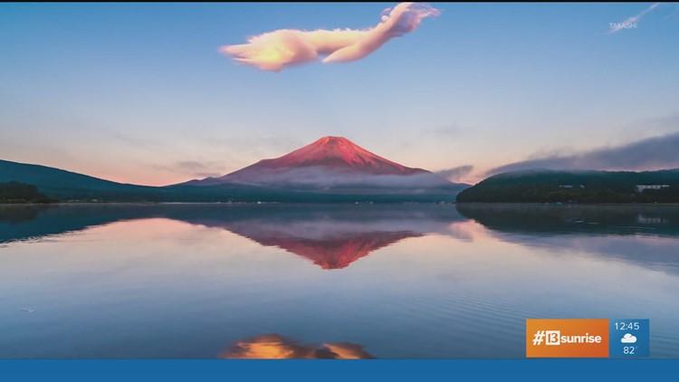 Exploring Japan: Mt. Fuji