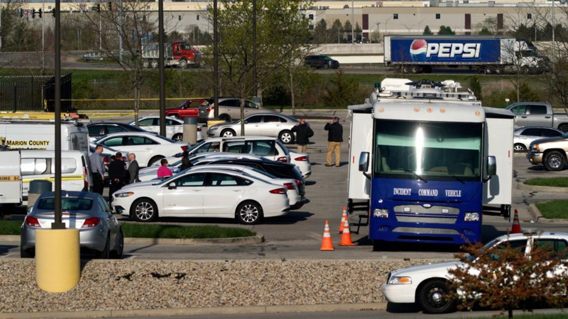 'Who has located casualties?': Scanner traffic reveals the terrifying moments police arrived at the FedEx mass shooting