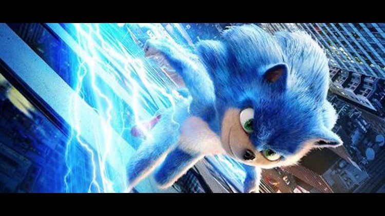 Live Action Sonic The Hedgehog Official Trailer Out Now Wthr Com