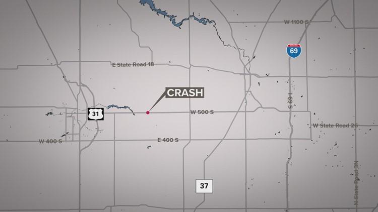 Kokomo teen killed in Sunday morning crash