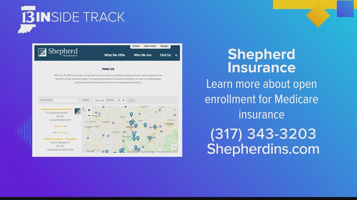 13INside Track learns about Medicare from Shepherd Insurance