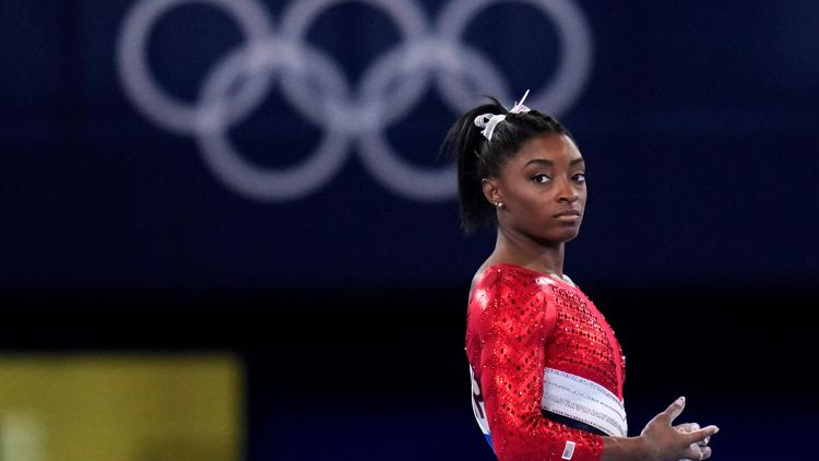 Greatest of All Time: Simone Biles Through the Years