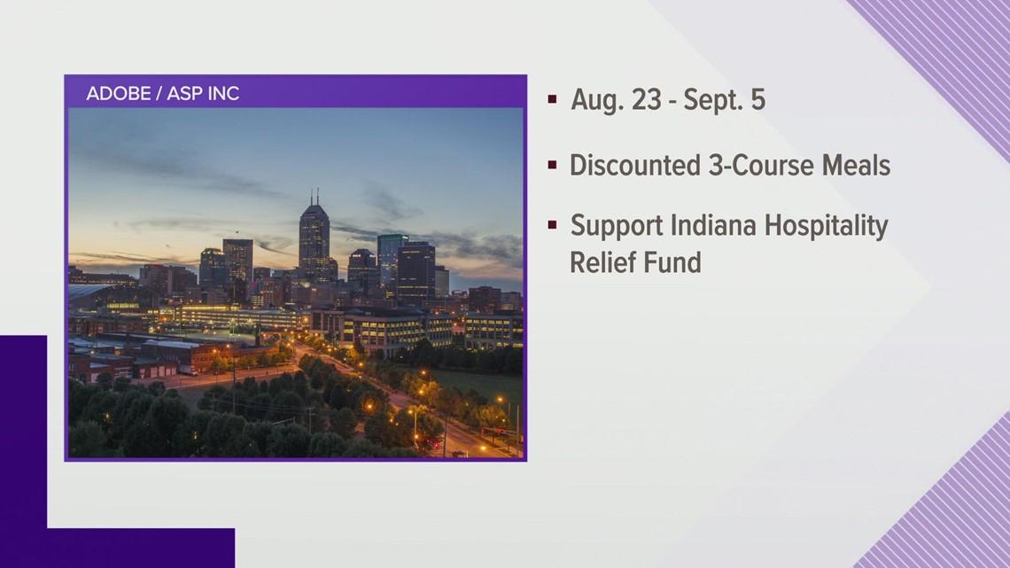 Devour Indy Summerfest menus unveiled