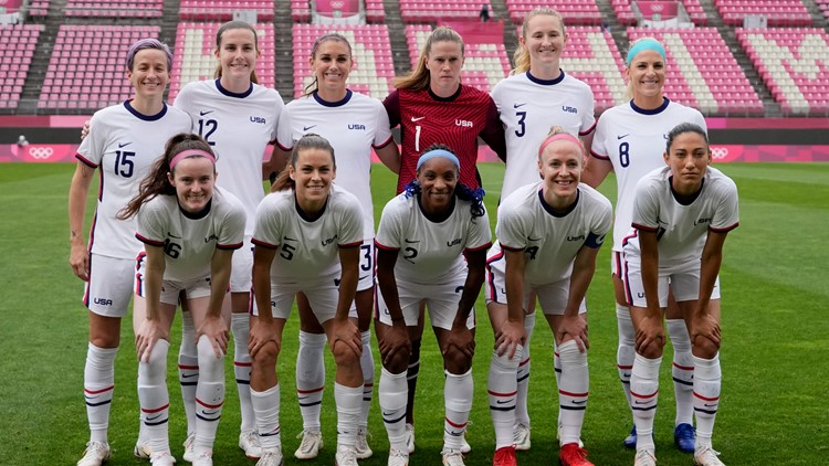 Olympics livestreams, July 30: US women's soccer quarterfinal, mixed team relays debut