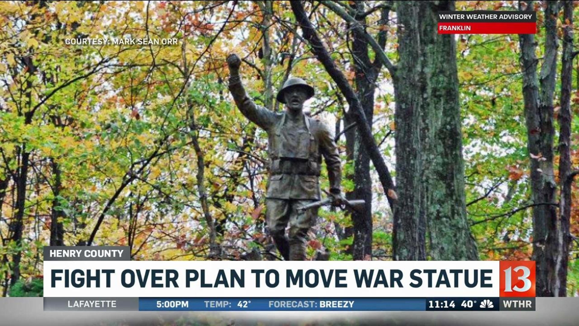 Debate churns over rebel statue after board votes to keep
