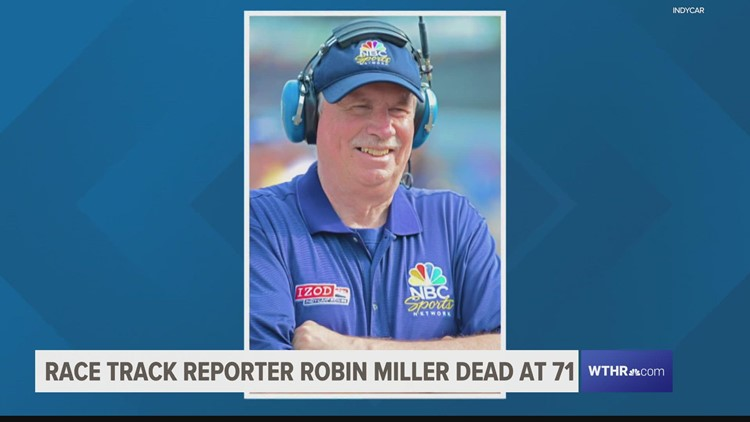 Dave Calabro remembers Robin Miller