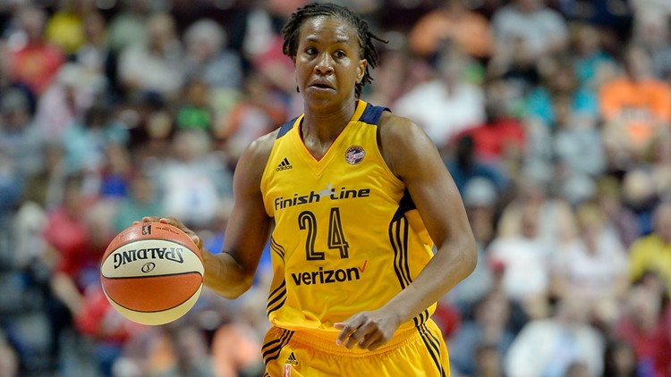 Tamika Catchings named one of WNBA's top 25 players of all-time