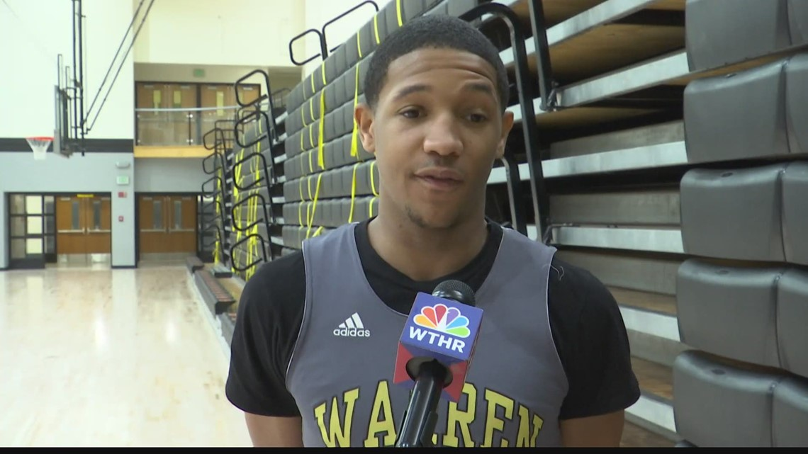 Malik Stanley leads Warren into tournament