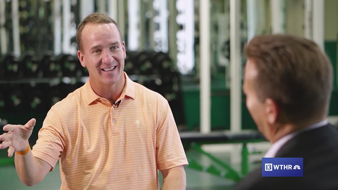 Peyton Manning reflects on his career as he nears his HOF induction (FULL INTERVIEW)