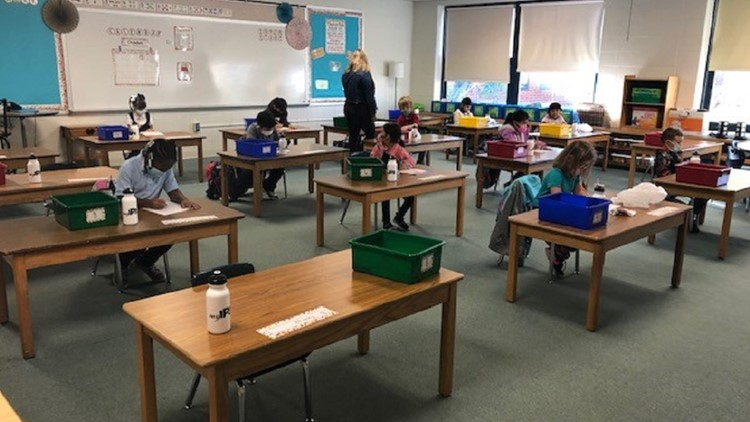 IPS to return to full in-person learning April 5