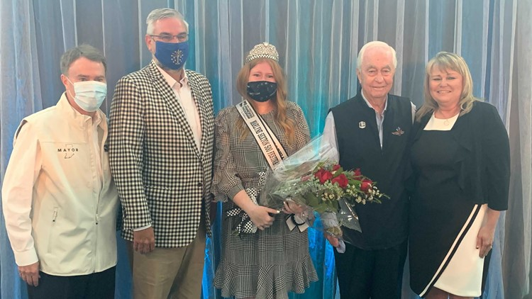 Russiaville woman named this year's 500 Festival Queen