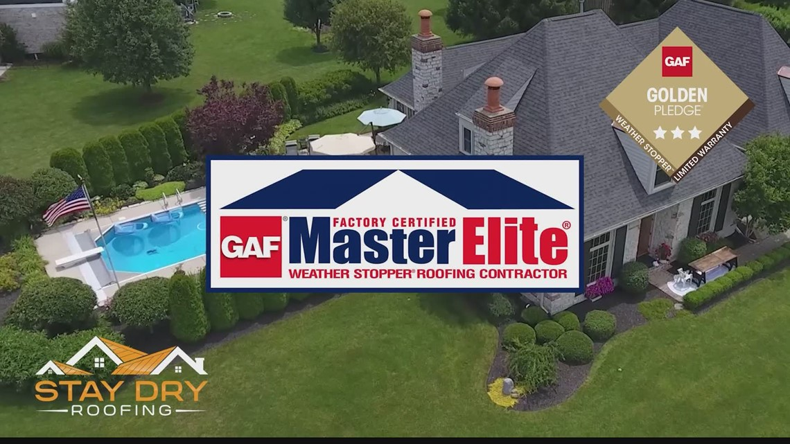 13INside Tracks visits the roofing specialists at Stay Dry Roofing