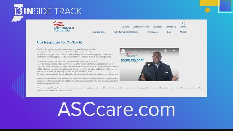 13INside Track learns about ASC's 'Victory Through Vaccination' plan