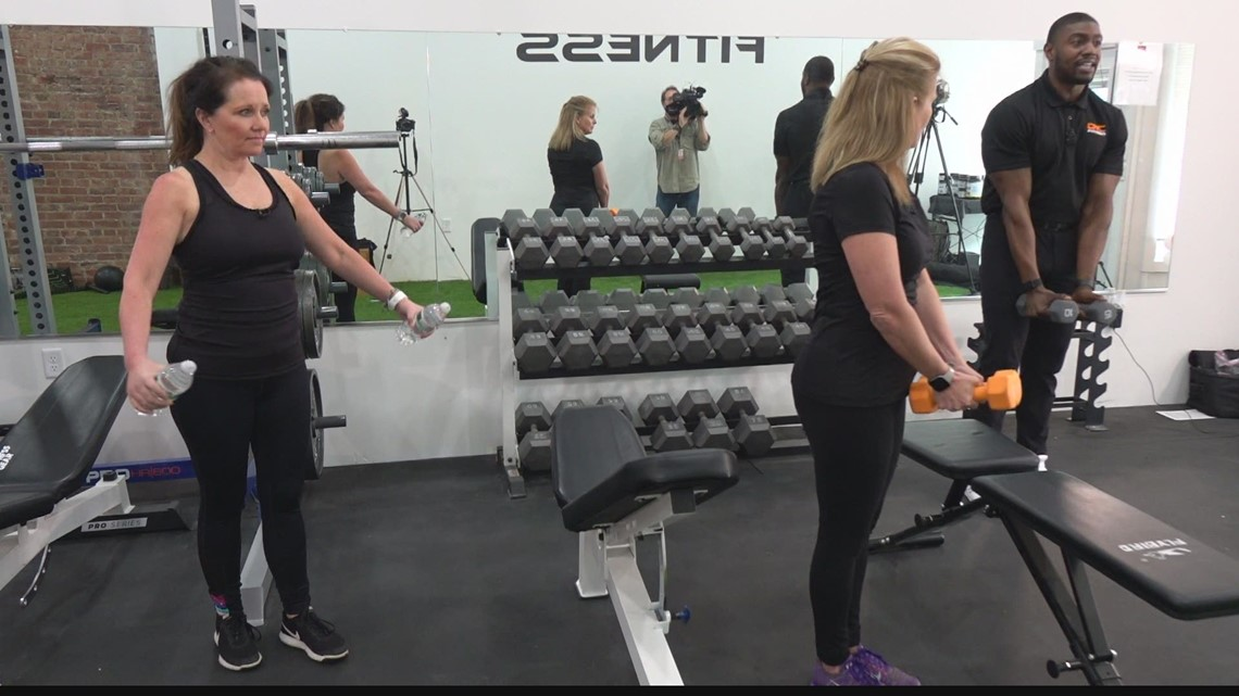 Friday Fit Tip: Resistance training
