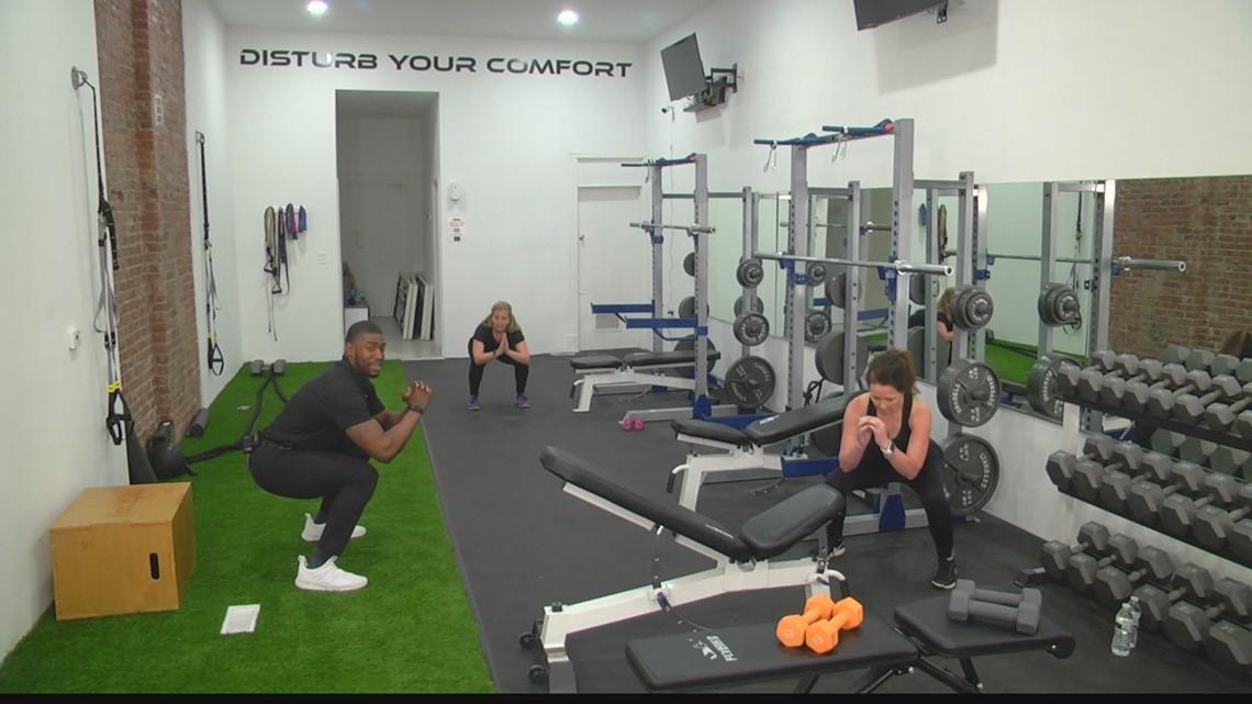 Friday Fit Tip: Leg exercises