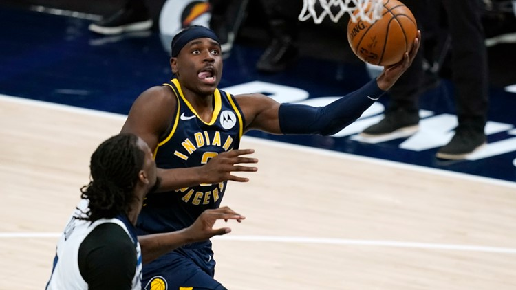 Holiday brothers lead Pacers past Timberwolves