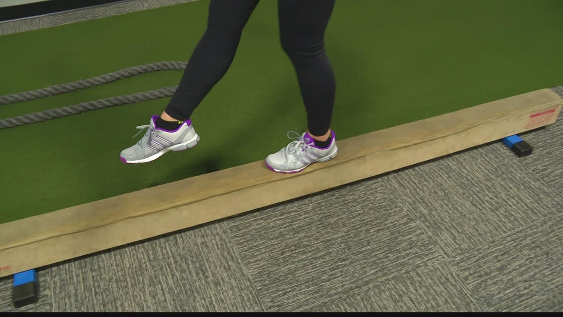 Friday Fit Tip: Balance practice inspired by Olympics