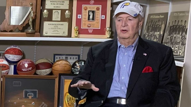 Basketball legend Bobby 'Slick' Leonard dead at 88