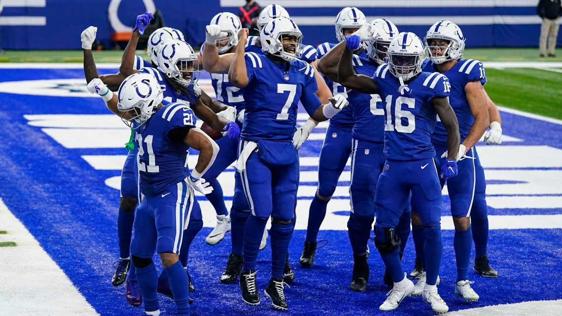 Colts beat Texans 27-20, move to 10-4 with 2 games remaining
