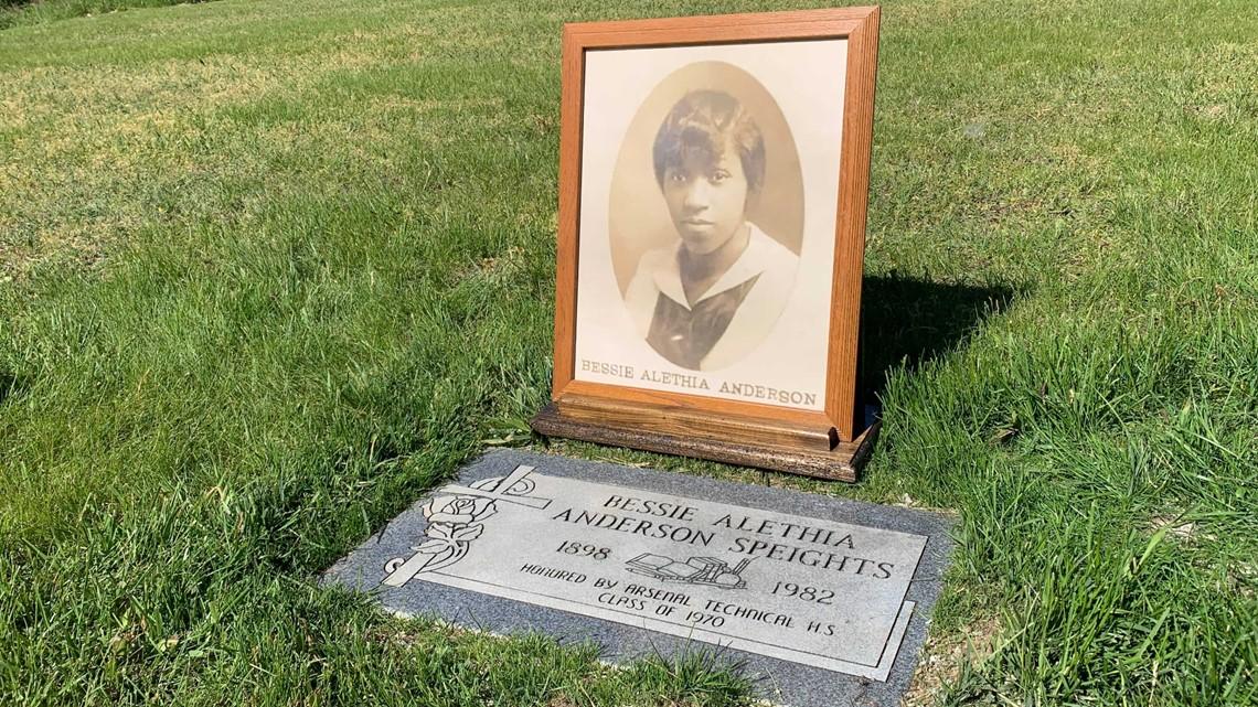 Tech High School alumni remember groundbreaking graduate with grave marker dedication