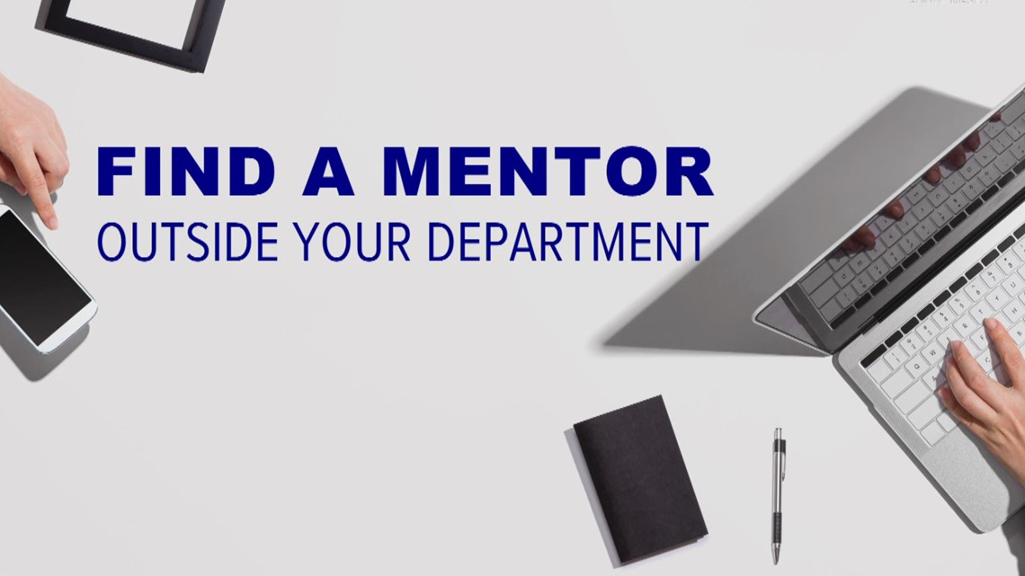 Anxious to return to the office? Find a mentor