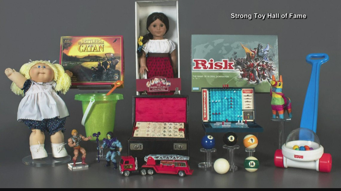 How to vote for toys to be added to toy hall of fame