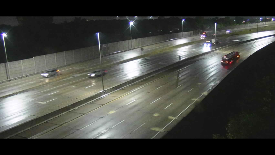 UPDATE: INDOT reopens I-465 on southeast side