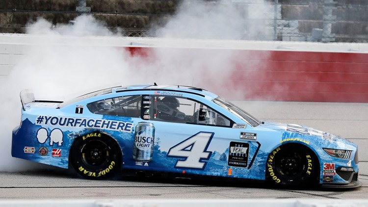 Busch hiring crew member to join Kevin Harvick's racing team