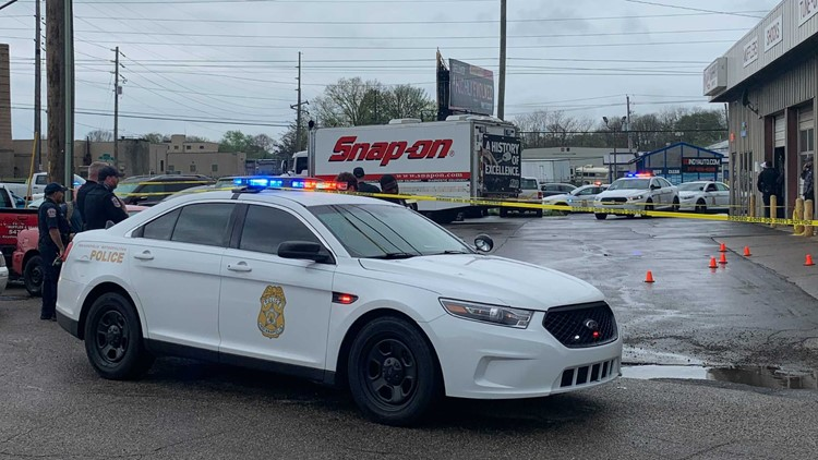 IMPD detectives make arrest in shooting of shop employee