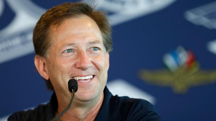 Andretti family starts charitable foundation to continue John Andretti's message